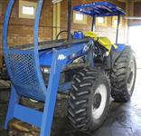 Trator Ford/New Holland TL85-E 4x4 ano 08