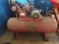 Compressor de ar 250 litros Wayne com motor