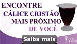 SUCO DE UVA CÁLICE CRISTAL