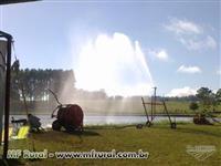 Carretel de irrigação - 120 metros