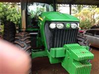 Trator John Deere JD 7225 j filipado 4x4 ano 12