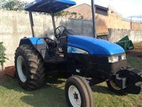 Trator Ford/New Holland new holland tl 60 e 4x2 mwm 4x2 ano 07
