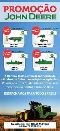 CILINDROS DE FREIOS E REPAROS  PARA TRATORES E COLHEITADEIRAS