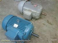 Motores elétricos Novos e Revisados