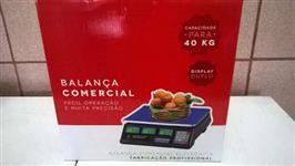 Balança Eletrônica Digital 40kg Alta Precisão divisão de 2e2 gramas, produto novo com garantia.