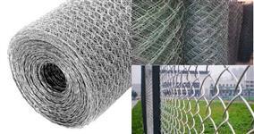 Tela de alambrado Galvanizada arame fio 16 malha 2,5 polegadas ou 60mm. Qualidade Gerdau