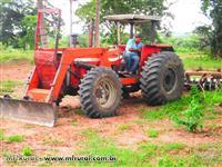 Locação de trator de pneus