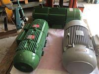 Alta Frequencia Motor Gerador Rotativo Conversor Lote 3 Pçs