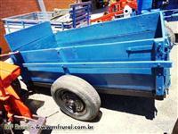 Carreta Graneleira 1,5 Ton