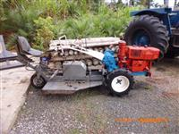 Trator Tobata Mini/Micro 4x2 ano 85