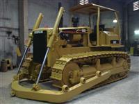 Trator de Esteiras D6E PS 1989