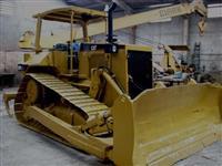 Trator de Esteira D6M