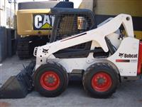 Mini Carregadeira BOB CAT S650