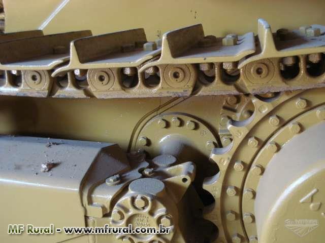 Trator de esteiras Caterpillar D6K ano 2010
