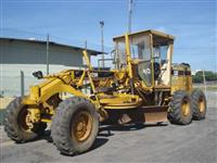 Motoniveladora Caterpillar 120H 2005