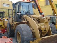Pá carregadeira Caterpillar 950H 2010 9.000hs!