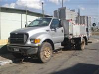 Caminhão Ford F12000 ano 04