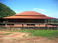 Fazenda na região de Paranatinga/MT para plantio e pecuária