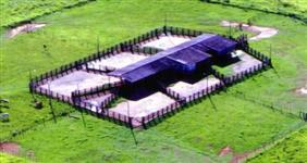 Vendo fazenda na regiao de presidente Venceslau com estrutura para pecuaria