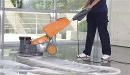 Prestamos serviços na área de limpeza pós-obra ,limpeza comercial e hospitalar e tratamento de pisos