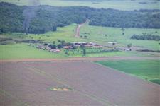 Vendo fazenda em Nobres/MT formada para plantio e pecuária com pista de pouso