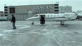 Vendo aeronave Learjet Corp. ER-31A