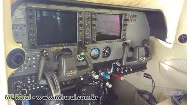 Vendo aeronave Cessna C206T ano 2007