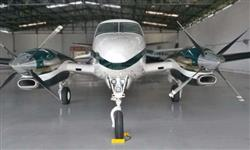 Vendo aeronave Beechcraft King Air C90 ano 2001