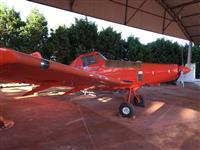 Vendo avião agrícola Ipanema ano 2003 Álcool