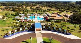 Vendo terreno no condominio Terras de Santa Barbara localizado nas margens da Castelo Branco