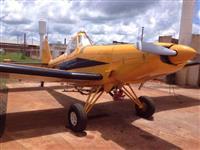 Vendo aeronave agrícola Ipanema 201A  ano 1986