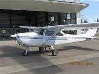 Vendo aeronave Cessna C-172H ano 1967
