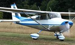 Vendo aeronave Cessna C-172A ano 1960