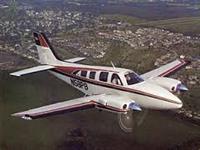 Vendo aeronave Baron B-55 ano 1981