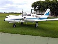 Vendo aeronave Sêneca III  ano 1984