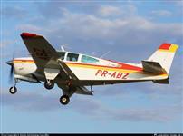 Vendo aeronave Beechcraft Bonanza F33 ano 1972