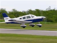 Vendo aeronave Piper PA-28R-200 ano 1971