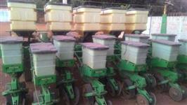 Vendo Plantadeira John Deere 10 linhas de 45 cm sensor de sementes kit plantio marcador hidráulico