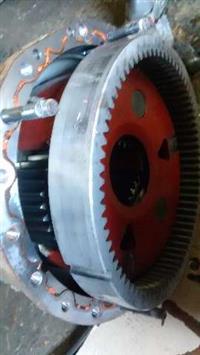 PEÇAS EIXO W170 ZF MTL3075-3085 EIXO GRAZIANO RG140/170 CASE-865 EIXO -W160 O&K