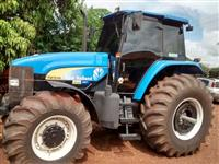 Trator Ford/New Holland TM7010 4x4 ano 13