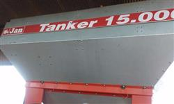 Carreta Abastecedora e Graneleira Jano Tanker 15.000 ano 2010