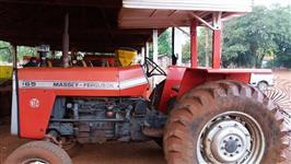Trator Massey Ferguson 265 4x2 ano 78