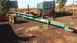 Carreta de Plataforma 20 pés John Deere