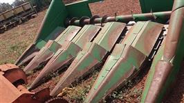 Plataforma de Milho John Deer 5 Linhas em bom estado de conservação!