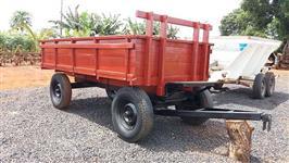 Carreta Agricola 4.000 kilos em excelente estado de conservação!