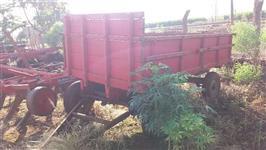 Carreta Agrícola 4.000 Kilos em bom estado de conservação!