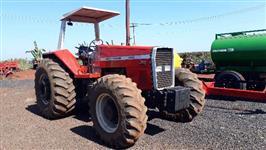 Trator Massey Ferguson 660 4x4 ano 96