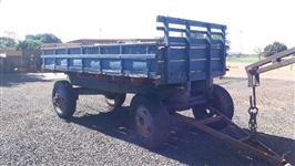 Carretão Agrícola para 8 Toneladas chassis Caminhão