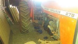 Trator Massey Ferguson 275 4x2 ano 82