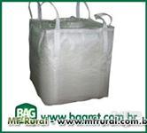 Big bag para transporte de areia/brita/cimento